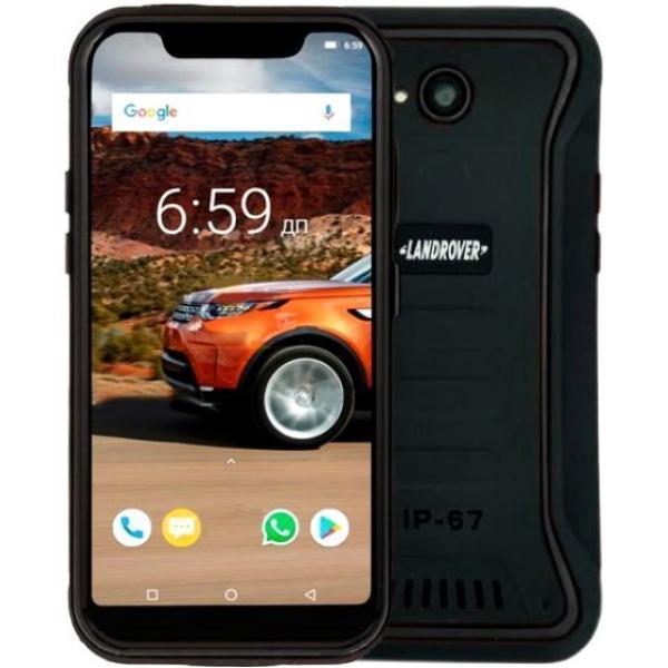 Мобильный телефон Land rover X3 black 2+16 GB