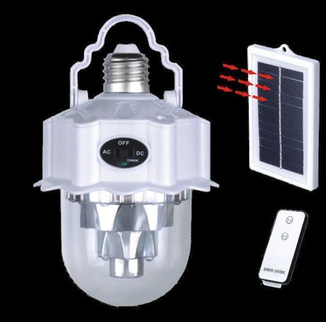 Яскрава лампа-ліхтар YJ-1886 TY з вбудованим акумулятором (Yajia)