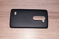 Чехол LG Leon H324 накладка для телефона Black