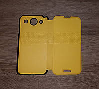Книжка LG Optimus G Pro E980 чехол для телефона Yellow VOIA