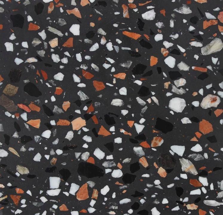 Плитка Терраццо 60х60 см - Terrazzo Dark