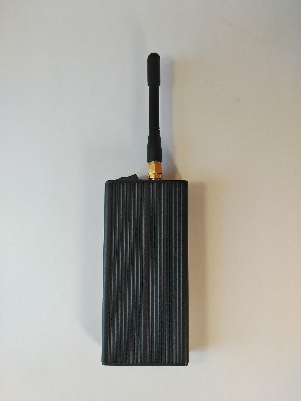 Портативная глушилка gps со встроенным аккумулятором