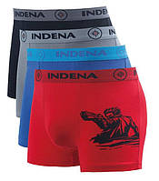 Боксери-шорти для хлопчика (7-15лет) Стрейч (INDENA)