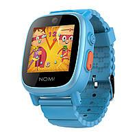 Смарт-часы для детей Nomi Kids Heroes W2 Голубой