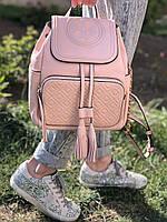 Модный женский рюкзак  Tory Burch (реплика)
