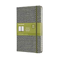 Блокнот Moleskine Limited Blend 19 Средний (13х21 см) 240 страниц в Линейку Зеленый Канва (8053853600097), фото 1