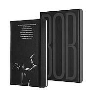 Блокнот Moleskine Limited Bob Dylan в Упаковке Средний (13х21 см) 240 страниц в Линейку (8053853600530), фото 1