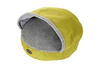 Лежак с капюшоном Cover Lime S(50 cm диаметр) , фото 1