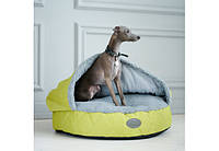 Лежак с капюшоном Cover Lime L(85 cm диаметр) , фото 1