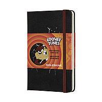 Блокнот Moleskine Limited Looney Tunes Карманный (9х14 см) 192 страницы в Линейку Таз (8058647621098), фото 1