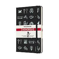 Блокнот Moleskine Limited Monopoly Середній (13х21 см) 240 сторінок в Лінійку (8058341715192), фото 1