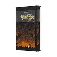 Блокнот Moleskine Limited Pokemon Средний (13х21 см) 240 страниц в Линейку Чармандер (8058341716847), фото 1