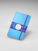 Блокнот Moleskine Limited ST Horse Средний (13х21 см) 240 страниц в Линейку Голубой (9788867324347)