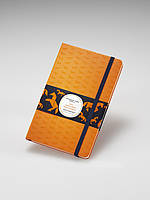 Блокнот Moleskine Limited ST Horse Средний (13х21 см) 240 страниц в Линейку Желтогарячий (9788867324354)
