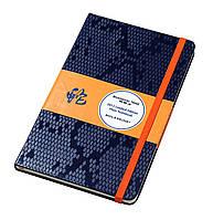 Блокнот Moleskine Limited ST Snake Средний (13х21 см) 240 страниц Нелинованный Темно-синий (9788866360001), фото 1