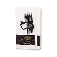 Блокнот Moleskine Limited Star Wars VII Средний (13х21 см) 240 страниц в Линейку Белый (8051272892543), фото 1