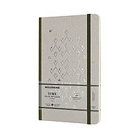 Блокнот Moleskine Limited Time Средний (13х21 см) 240 страниц в Линейку Зеленый (8058341710777), фото 1