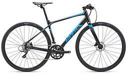 Велосипед Giant FastRoad SL 3, metal black М (GT)