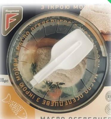 Масло селёдки с икрой мойвы 100 грамм