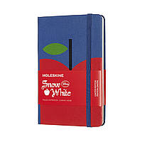 Блокнот Moleskine Limited Белоснежка Карманный (9х14 см) 192 страницы в Линейку Яблоко (8058341710364), фото 1