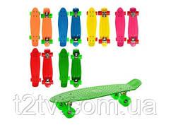 Скейт Penny board колеса полиуретан