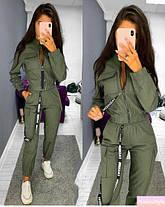 Крутой костюмчик, размеры 42-44, 46-48 ХИТ ЭТОГО СЕЗОНА!!!, фото 3