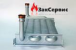Первичнй (основной) теплообменник на газовый котел Ariston UNO 24 MI (дымоход)61010017, фото 6