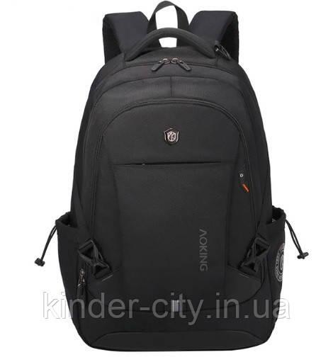 Рюкзак городской Aoking Premier Black SN 67678-2