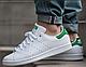 Мужские кроссовки Adidas Stan Smith White, фото 8
