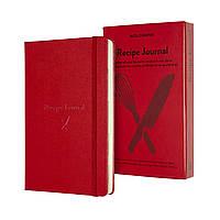 Подарочное издание Moleskine Passions Блокнот Кулинарных Рецептов (13х21 см) 400 страниц (8058647620213), фото 1