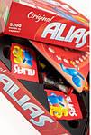 Настольная карточная игра Элиас Классический (Еліас Класичній) Alias Original Укр, фото 4