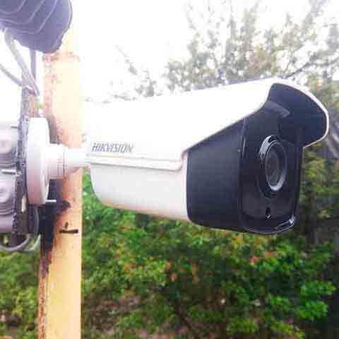 Встановлення відеоспостереження Hikvision TurboHD 2МП с.Добрівляни