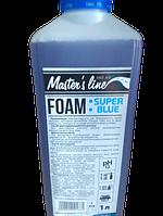 """Активна піна FOAM """"Super Blue"""" Helpix (1 л)"""