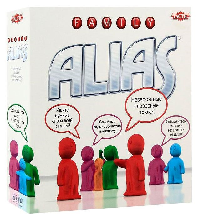 Настольная карточная игра Элиас Семейный Укр (Єліас Сімейний)