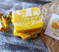 Натуральное мыло Лимонное, фото 1