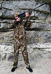"""Камуфляжный костюм """"Лесная чаща""""с капюшоном."""