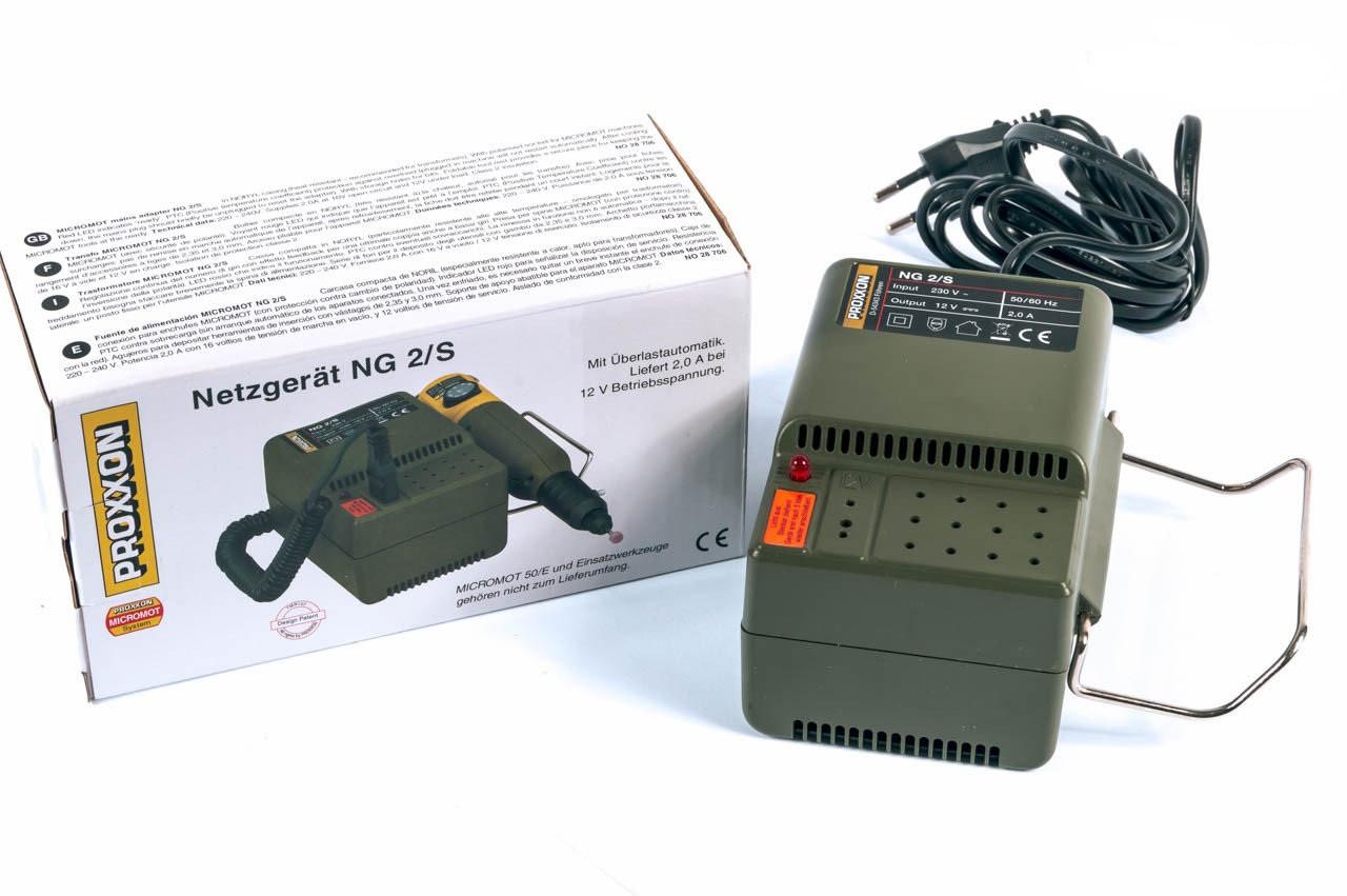 Сетевой адаптер Proxxon NG 2/S (28706)