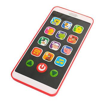 Интерактивная развивающая игрушка Детский телефон M 3487