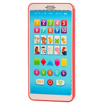 Детский телефон Смартфончик M 3675