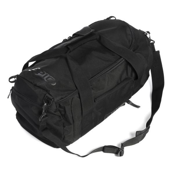 Сумка дорожная Epic Explorer Lockerbag 35 Black