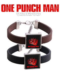 Браслет One Punch-Man с кулаком Сайтамы