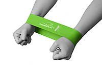 Фітнес резинка PowerPlay 4114 Medium Зелена - R143785