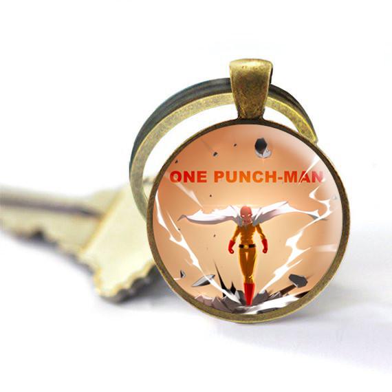 брелок на ключи  One Punch-Man