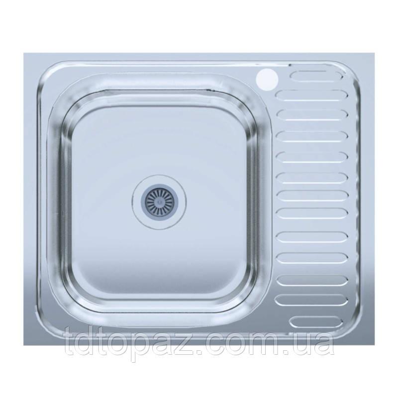 Кухонная мойка UA 6050-L Polish (UA6050LPOL06)