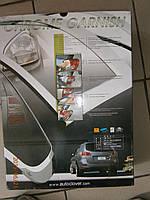 Накладки на передние фары Hyundai Tucson