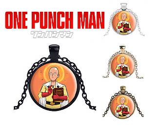 Кулон One Punch-Man святой Сайтама