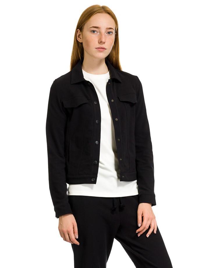 Пиджак женский Britton черного цвета