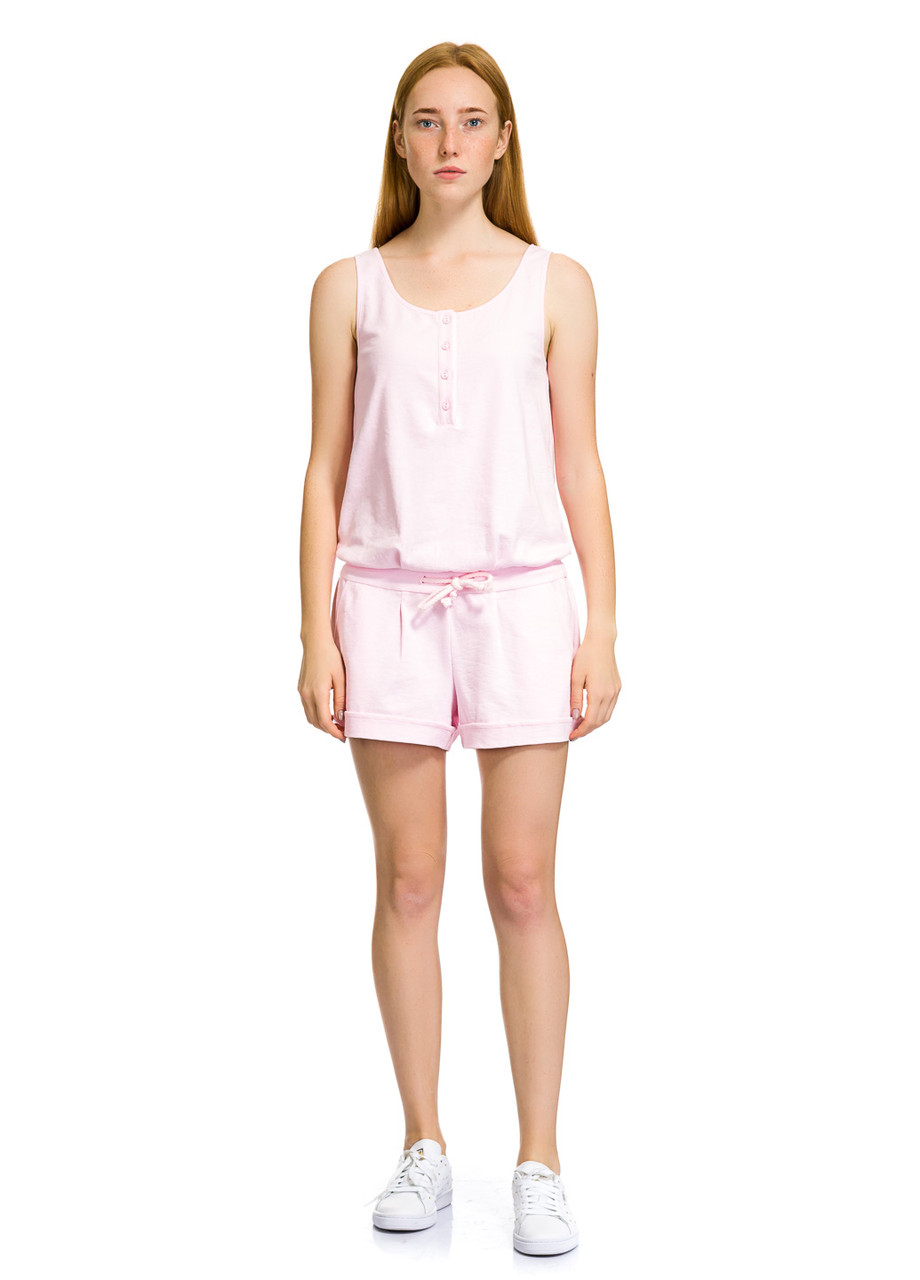 Комбинезон женский Simple розового цвета