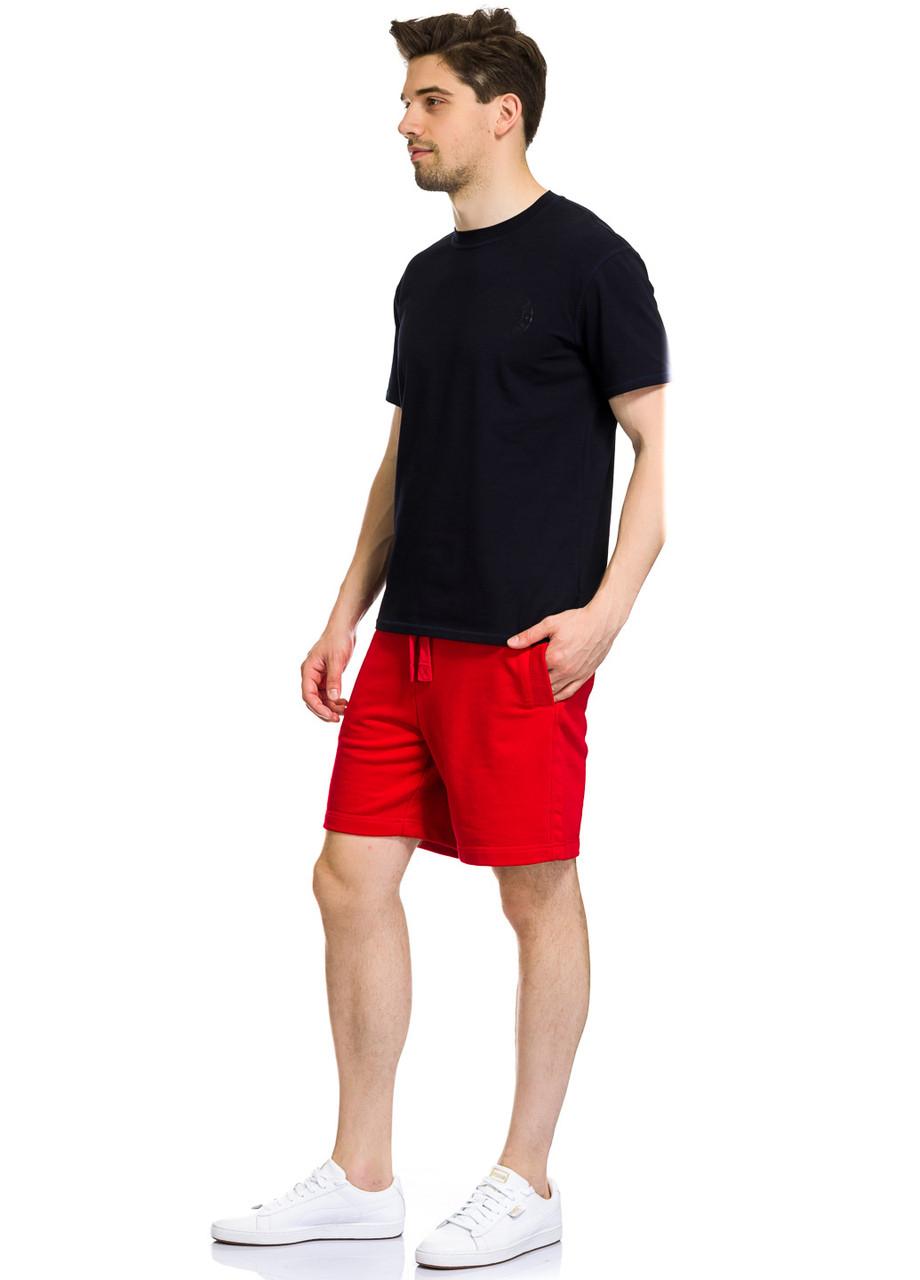 Шорты мужские Oliver красного цвета
