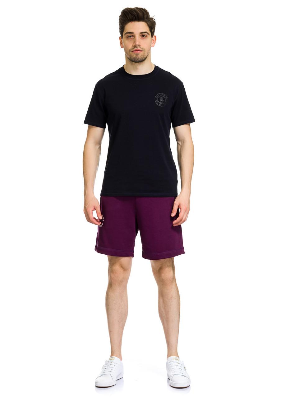 Шорты мужские Oliver фиолетового цвета
